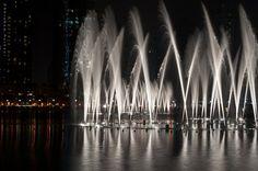 Dancing Fountain of Dubai
