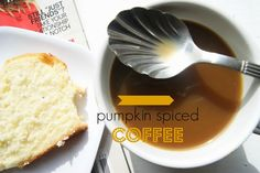 Pumpkin Spiced Coffee