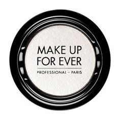 MAKE UP FOR EVER Artist Shadow Refill (ME122 Snow (Metallic)) -- Continue to the product at the image link.