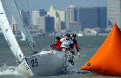 And this is why J/22 sailing is fun!