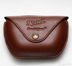 Persol 714 SM sunglasses - leather case