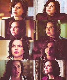 Lana Parrilla as Regina Mills. OUAT