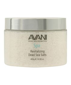 Look at this Avani Revitalizing Dead Sea Salts on #zulily today!
