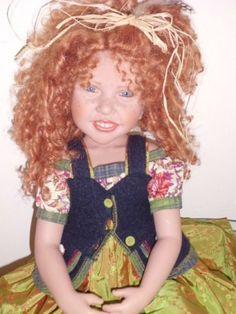 Zwergnase-doll-Margaretha-Free-Shipping-COA-Excellent-doll-HTF 590.00