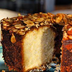 Karen's Bakery almond polenta pound cake