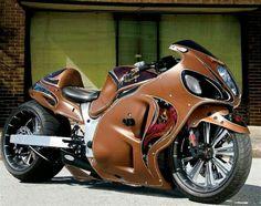 Hyabusa custom