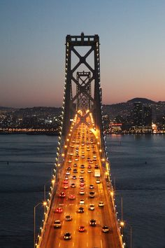 """Bay Bridge."" by Michael Almason"