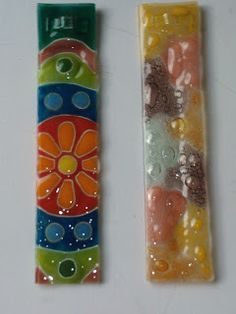 Fused Glass, Stained Glass, Mosaic Vase, Voss Bottle, Jade, Crafts, Painting, Board, Incense