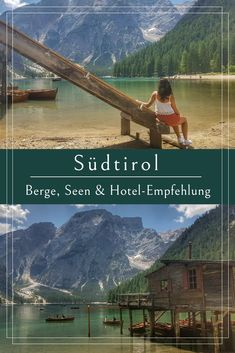 The most beautiful mountains and lakes of South Tyrol including travel tips & hotel recommendations for your next holiday in Italy! Camping Holiday, Next Holiday, Holiday Travel, Europe Destinations, Holiday Destinations, Lake Photography, Lake Mountain, Italy Holidays, Reisen In Europa