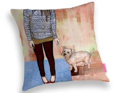 Gretel Girl by GretelGirlDraws on Etsy Etsy Seller, Cushions, Unique Jewelry, Throw Pillows, Handmade Gifts, Cool Stuff, Drawings, Cover, Creative