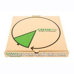 2013 Paper pizza boxes design