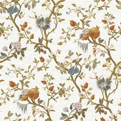 Charming magnolia home fabric by Scalamandre. Item WP26464-001. Discount pricing and free shipping on Scalamandre fabrics. Search thousands of patterns. Only first quality. Swatches available. Width 26.75 inches.