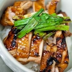 Authentic Chicken Teriyaki | foodraf