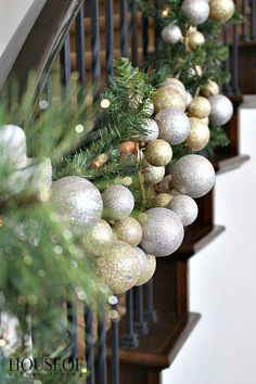 The House of Silver Lining: Christmas Home Tour