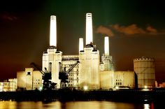 Some strange things you didn't know about Battersea Power Station, one of two iconic former power stations on the banks of the River Thames.