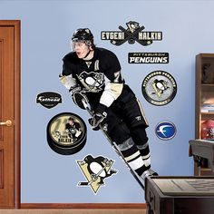 wish i had this parise neal and zubrus on my wall be a beast hockey filled room just sayin