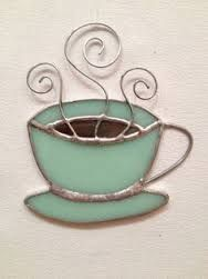 Cup of Coffee christmas ornament