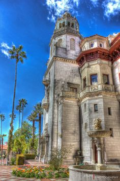Hearst Castle, California, USA