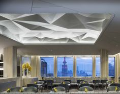 The StarSilent system is a smooth seamless sound absorbing, durable plaster finish system for walls and ceilings.