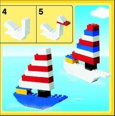 eenvoudige lego plannen - Google zoeken