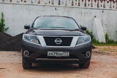 Тест-драйв Nissan Pathfinder - http://amsrus.ru/2016/06/02/test-drajv-nissan-pathfinder/