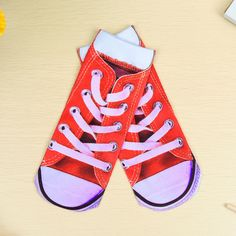 Printed Ankle Socks  #chic #up #backless #stud #halter #trend #fashion #wrap #criss #white