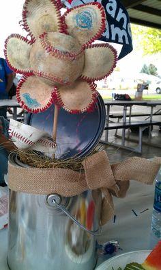 Baseball picnic