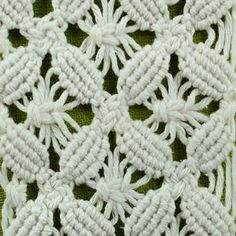 Free macrame school.  Tutorials on different patterns and knots