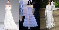 11 of the Best Bridal Looks From the Spring 2016 Couture Collections dear lord what happened this year?