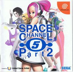 Space Channel 5 Part 2. While this may be one of the most ridiculous games of all time, I love rhythm games and had a ton of fun playing through this even with all the frustration