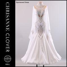 Pretty Dresses, Beautiful Dresses, Amazing Dresses, Fashion Infographic, Dress Outfits, Dress Up, Dance Accessories, Ballroom Dance Dresses, Fantasy Dress