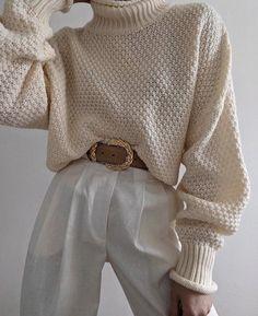 Holiday Sweaters, Turtle Neck, Knitting, Blog, Fashion, Moda, Tricot, Fashion Styles, Breien