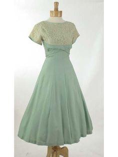 1950s party dress #wowza