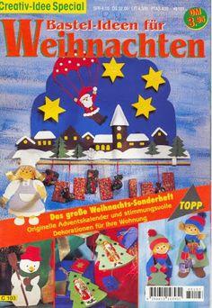 Karácsony - Angela Lakatos - Picasa Webalbumok Free Magazines, Crepe Paper Flowers, Album, Flower Crafts, Paper Cutting, Paper Crafts, Origami Books, Christmas, Winter
