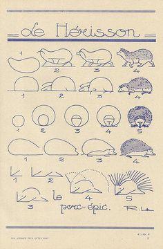 #Armadillos #Animales #Naturaleza #Dibujos #Ilustraciones #Artistas #Afiches