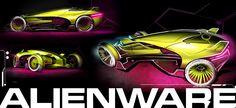 AlienWare Concept Car