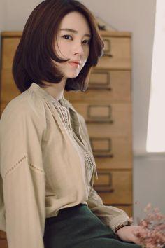 ถ้าเปิดมาหน้าสวยเป๊ะ ผมเป๊ะแบบ Yun Seon Young ฉันก็ไม่หวังอะไรแล้วเธอออ รูปที่ 30