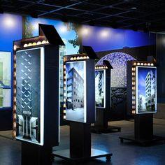 クライン・ダイサム・アーキテクツ作品展ギャラリー・間にて|TOKYO DESIGNERS WEEK2014 東京デザイナーズウィーク2014