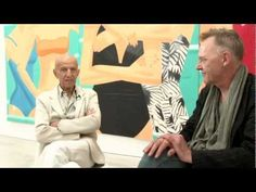 ▶ Alex Katz interview: 'I had to figure out painting by myself' - YouTube