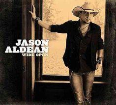 Jason Aldean - Wide Open, Silver