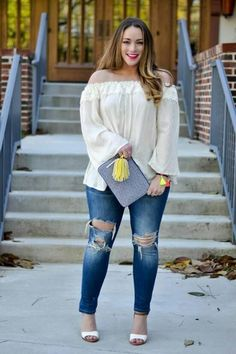 Curvy Outfits, Mode Outfits, Casual Outfits, Fashion Outfits, Womens Fashion, Fashion Trends, Fashion Ideas, Trendy Fashion, Dress Casual