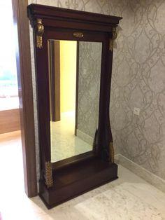 Mirror Vanity Davinci Refinish