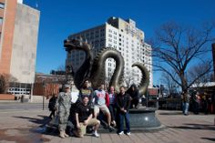 Cool photo album from Drexel University - Accepted Students Day, February 22, 2014 http://studyusa.com/