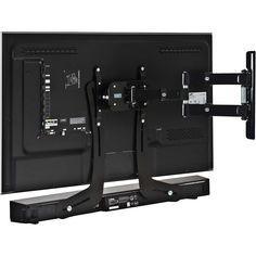 Image result for soundbar wall mount