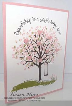 Sheltering Tree, Stampin Up, susanstamps.wordpress.com