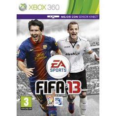 FIFA 13 Xbox 360 PAL ESP (Única versión en español) 56,66