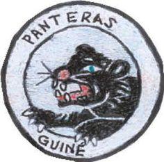 """Grupo de Comandos """" Panteras """" Guiné"""