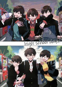 画像 Anime Kunst, Anime Art, Osomatsu San Doujinshi, Yandere Anime, Anime Child, Ichimatsu, South Park, Webtoon, Chibi