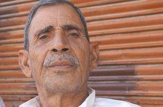 Shop owner in Bundi, India