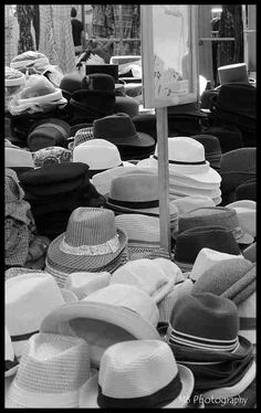 The Hat Man s Hat stall at Old Spitalfields Market 18 08 12 - here 22b2f51e569e